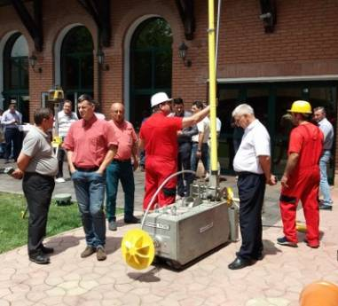 Firma romaneasca S.C. Roboterr Sewerage Construction S.R.L. a conceput o gama de produse revolutionare pe piata din Romania
