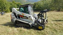 Bobcat isi extinde oferta de tocatoare pentru arbusti si copaci