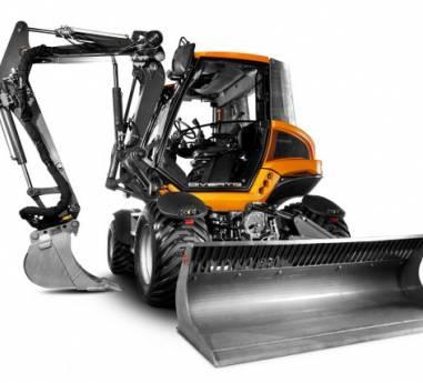 Compania bistriteana RAAL se dezvolta pe piata echipamentelor multifunctionale, in urma colaborarii cu prestigioasa companie olandeza Diverto