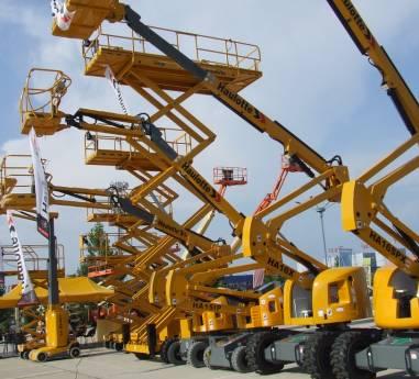 CDP ACCESS - De peste 16 ani furnizorul vostru pentru echipamentele Haulotte de lucru la inaltime