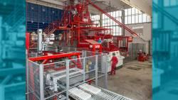 BFS-Masini si echipamente complete pentru fabricarea produselor din beton de inalta calitate