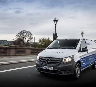 Nou record: In 2017, divizia Vans a Mercedes-Benz a depasit pentru prima oara pragul de 400.000 unitati vandute