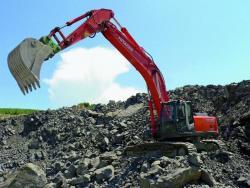 HITACHI, utilaje de productivitate pentru minerit si cariere