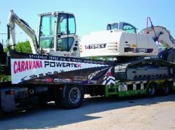 Caravana Powertek a vizitat clientii din intreaga tara
