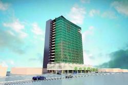 Faresin ajuta la constructia Nusco Towers