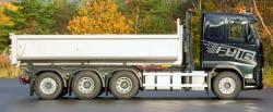 Noutati in gama de sasiuri Volvo
