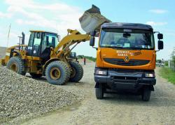 Caterpillar & Renault Trucks