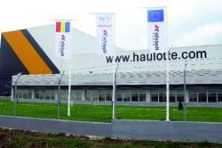 Noua fabrică Haulotte în România