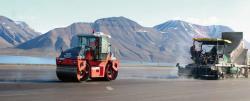 Compactarea mai rapidă si mai precisă a asfaltului