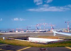 10 macarale Potain pun umărul la extinderea celui mai mare aeroport al Frantei