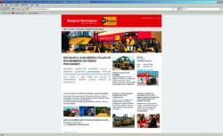 Website nou pentru departamentul de închirieri al Bergerat Monnoyeur România