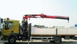 Macarale montate pe camion -un produs cu greutate mondială