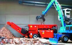 Tehnologie germană de reciclare a materialelor