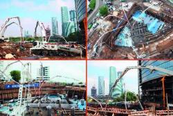 Echipamente de nouă generatie pentru prepararea, transportul, turnarea si reciclarea betonului