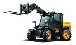 Cel mai nou midi excavator JCB - 8085 ZTS