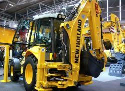 Interviu CNH Construction Equipment