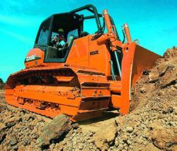 Noul buldozer Case 1650L
