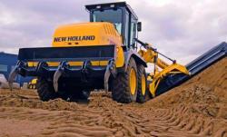 Producatorul New Holland a lansat doua modele noi de gredere din generatia Tier III.