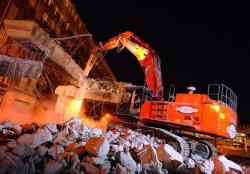 Performantă, sigurantă si confort în demolări