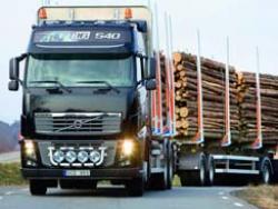 O noua tehnologie pentru transport forestier