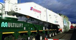 Transport record de 870 tone