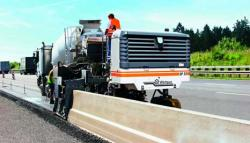 Wirtgen SP15 si SP25 - noua generatie de finisoare de beton multifunctionale
