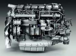 Scania lanseaza motoare pentru viitoarele standarde de mediu