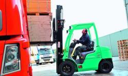 Mobilift si Mitsubishi, putere la înaltime