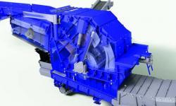 Concept nou al fluxului de material, cheie pentru o productie mare