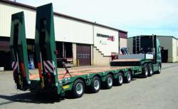 Faymonville, trailere pentru transporturi speciale