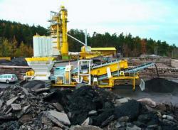Noua generatie de granulatoare pentru reciclarea mixturilor asfaltice