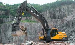 Noile excavatoare Volvo Seria D