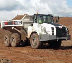 Terex lanseaza Generatia 9 de dumpere articulate