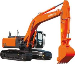Hitachi lanseaza noua serie de excavatoare Zaxis-5