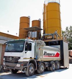 Kimera, beton de calitate