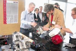 Noile motoare Honda GX