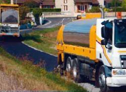 Echipamente de întreţinere a drumurilor