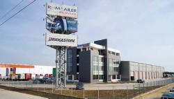Camion Logistic dezvoltă un mall pentru remorci