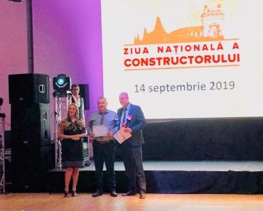 PROFESIONALISMUL IRIDEX GROUP PLASTIC RECUNOSCUT ÎN CADRUL ZILEI NAȚIONALE A CONSTRUCTORULUI