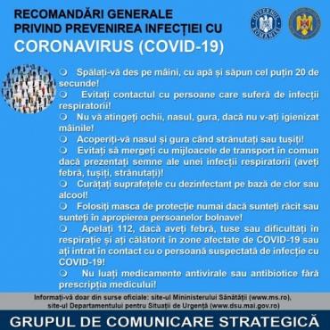 COVID-19 va testa limitele multor organizații: Câteva recomandări pe care companiile le pot aplica pentru atenuarea efectelor, dar și întrebări la care trebuie să aibă răspunsuri