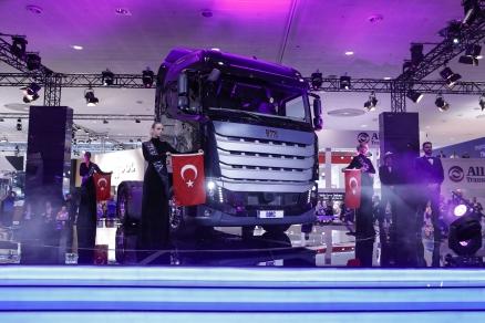 BMC revine in randul producatorilor de vehicule utilitare grele, cu o noua familie de camioane - TUĞRA