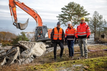 Norwegian contractor improves profitability with ConSite