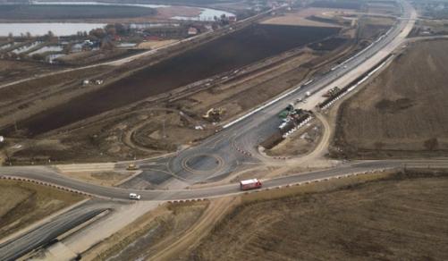"""Au început lucrările pentru construcția sectorului de Autostradă """"Târgu Mureș – Ungheni și Drum de Legătură"""""""