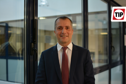 TIP Trailer Services appoints Frédéric Notté as Vice President of Med Region