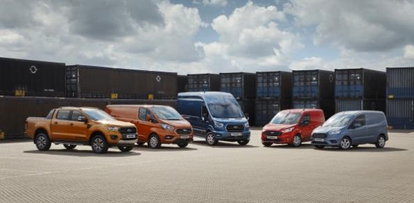 Ford – cea mai bine vândută marcă de import din România în 2019 și lider al pieței de vehicule comerciale