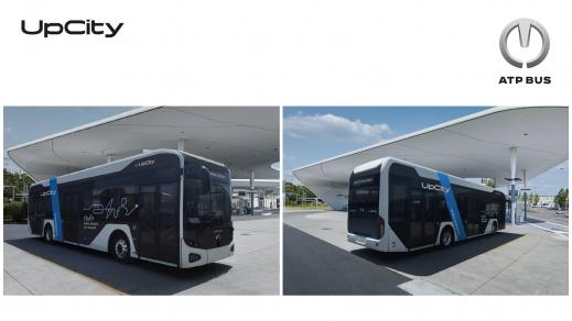 ATP Trucks Automobile anunță intrarea pe un nou segment de piață cu UpCity – primul autobuz electric românesc