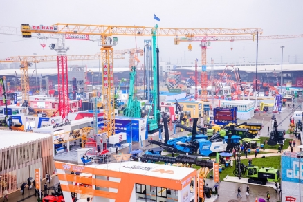 On site in Shanghai: bauma CHINA gives confidence and hope to the entire industry