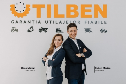 UTILBEN, o afacere de familie transformată într-o companie de succes