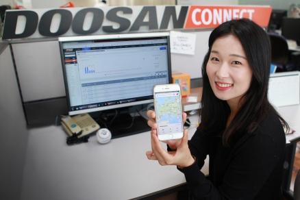 New Mobile App Launched for DoosanCONNECT™ Telematics