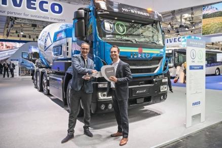 IVECO la IAA Hanovra 2018 - 100% diesel free